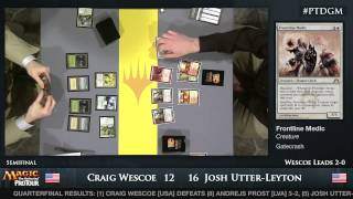 Pro Tour Dragon's Maze Semifinals