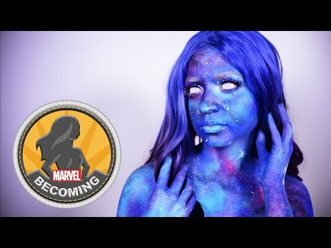 Cosplayer Melly McShane becomes Singularity