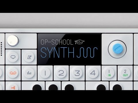 OP-1 synth mode
