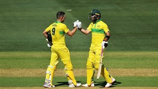 Cricbuzz LIVE: AUS v IND, 2nd ODI, Mid-innings show