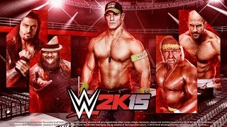WWE 2K15 PC 60FPS MSAA8X | 1920X1080 | R9 290 & i74790K@4.4