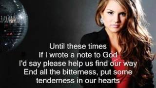 Jojo - Note To God