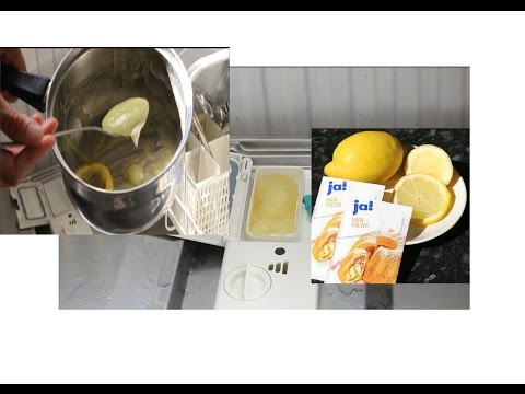 Bestes Bio Geschirrspülmittel der Welt! 100% Natural - The best organic dishwasher in the world!