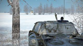 IL-2 Tank Crew: Su-152 vs. Panther [FPV]
