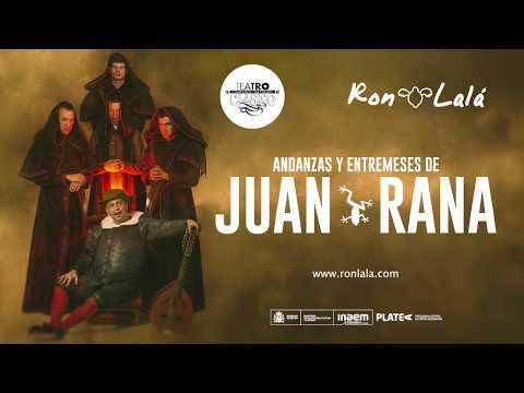 Andanzas y entremeses de Juan Rana - trailer 2