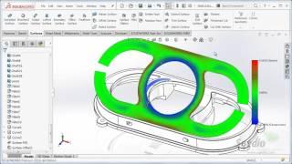 9. SolidWorks 2016: Planificação de Superfícies