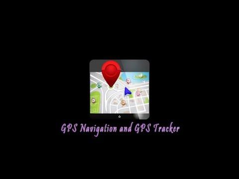 Vídeo do Navegador GPS e Mapas Transito
