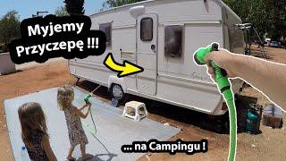 Normalny Vlog z Przyczepy Kempingowej !!! - Szykujemy się do Podróży w Górę Portugalii (Vlog #323)