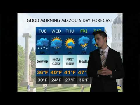 Five Day Weather Forecast
