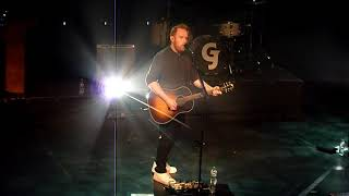 Gavin James - The Middle - Olympia Theatre, Dublin - 17th April 2019