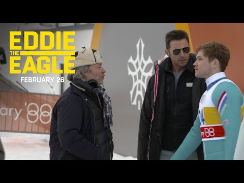 Eddie the Eagle Eddie the Eagle (Featurette 'Rising Star')