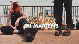 Dr Martens Vegan Jadon | 1 YEAR LATER REVIEW (FYI before you buy!)