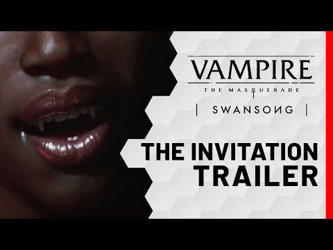 The Invitation de Vampire: The Masquerade – Swansong