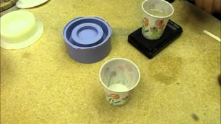 Mold Making With OOMOO 30 Silicone Rubber