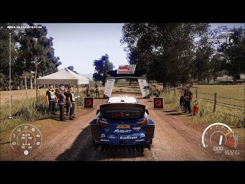 Gameplay de WRC 8: FIA World Rally Championship