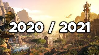 Top 10 MOST ANTICIPATED Upcoming Games 2020 & 2021 | PC,PS4,XBOX ONE (4K 60FPS)