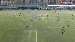 R.F.F.M. - Jornada 17 - Tercera Cadete (Grupo 21): C.D. Canillas 0-2 A.D. Esperanza