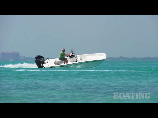 MAKO Boats: Pro Skiff 15 CC Walkaround Review with Randy Vance