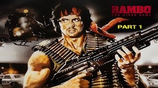 Český Let's Play | Rambo The Video Game | Part 1 HD 1080p