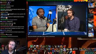 Asmongold Reacts to Liberal Gamer DESTINY on Beta Males, Attack on Whites, & Adult Gamers