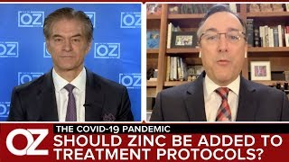 Should Zinc Be Added To Treatment Protocols For Covid-19 Patients?