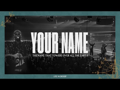 Your Name - Youtube Live Worship