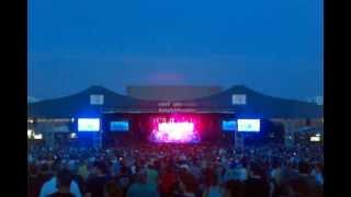 Helicopter For Another Brick In The Wall - El Monstero At Riverport Amphitheater 7-14-12