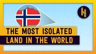 Bouvet Island: The Most Isolated Piece of Land on Earth