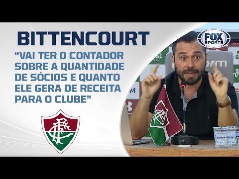 FLUMINENSE ANUNCIA NOVO PLANO DE SÓCIO-TORCEDOR! Presidente explica todos os detalhes
