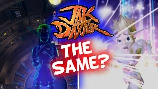Jak & Daxter Debate - Light Vs White Eco - Are They The Same?