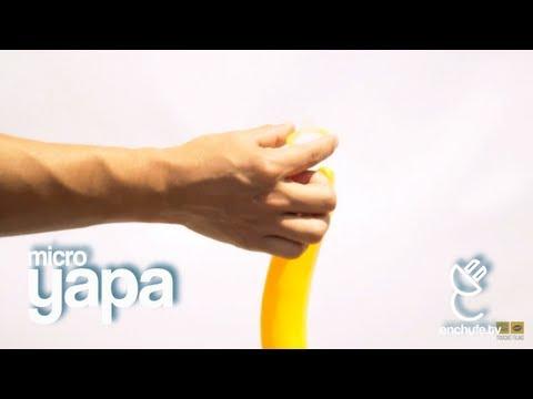 microYAPA: Condón y Banano
