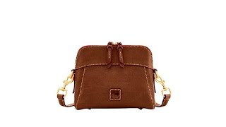 Dooney   Bourke Cameron Florentine Leather Crossbody Bag