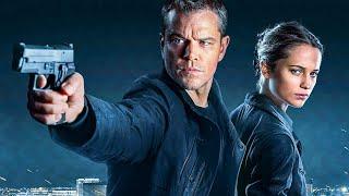 JASON BOURNE 5 All Trailer + Clips Matt Damon  2016