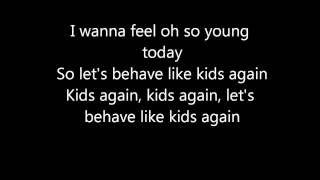kids again - Example - lyrics