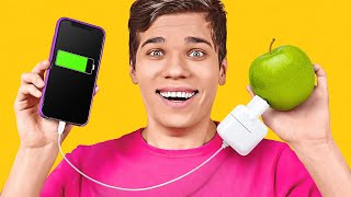 CRAZY PRANKS AND TikTok LIFE HACKS || Genius Funny Viral DIY Home Tricks Tested By 123 GO! BOYS
