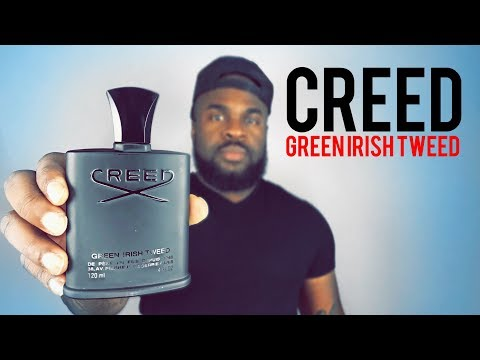 Creed Green Irish Tweed Fragrance Review | Men's Cologne Review