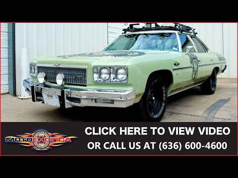 Video of '75 Caprice - MDGQ