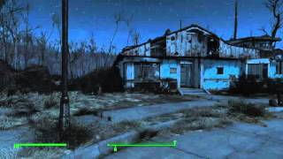 Fallout 4 root cellar location Sanctuary Hills