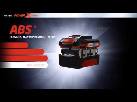 Batería Einhell Power X Change 18 V