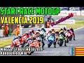Start Race MotoGP Valencia 2019 - Moto GP 17 November Live Trans7