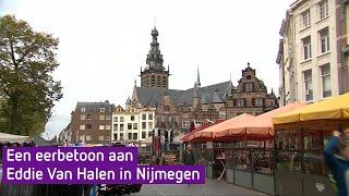 Eerbetoon Eddie van Halen   Omroep Gelderland