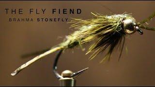 Brahma Stonefly Fly Tying Tutorial | The Fly Fiend.