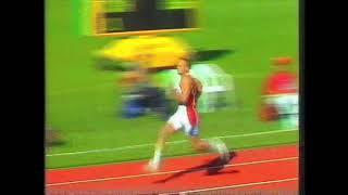 European 1994- Long Jump Tomáš Dvořák