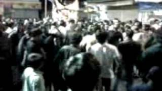 preview picture of video 'Ahmad pur east 9th Muharram jaloos video 2009-2010'