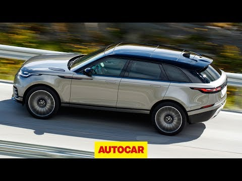 Range Rover Velar review | Is Land Rover's new SUV a match for the Porsche Macan? | Autocar