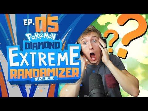 NO WAY!!! THE BEST EVOLUTION!?! | Pokemon Diamond EXTREME Randomizer Nuzlocke Part 5