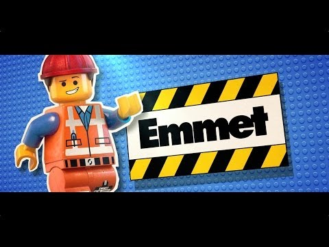 The Lego Movie (Character Profile 'Meet Emmet')