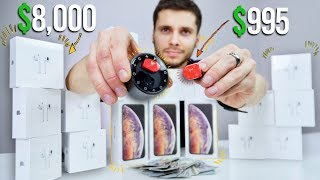 $995 Louis Vuitton AirPods! + My Biggest Giveaway Ever!