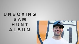 ♦ Unboxing Sam Hunt's Montevallo Album