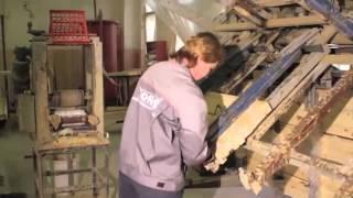 Мебель из массива  Технология фабричного изготовления